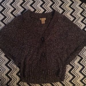 Art and Soul Cardigan Sweater- Size S